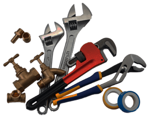 Emergency Plumbing and Plumbing Remodeling equipment
