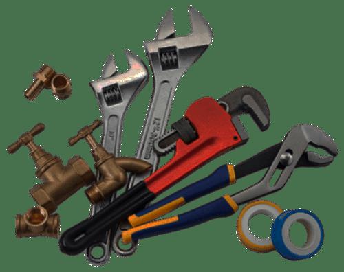 Emergency Plumbing and Plumbing Remodeling equipment